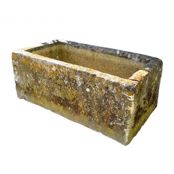 Antique Limestone Trough