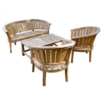Teak Furniture Set