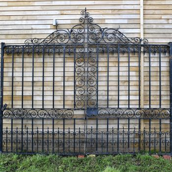 A pair of Antique Gates