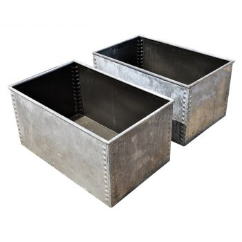 Galvanised Steel Troughs