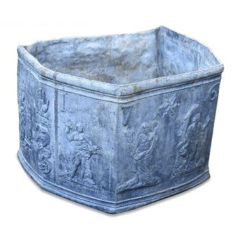Antique Lead Cistern