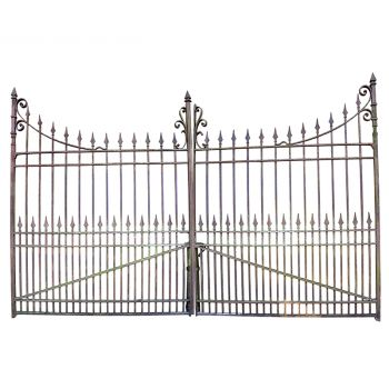 Large Pair of Estate Gates
