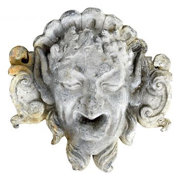 Antique Fountain Mask
