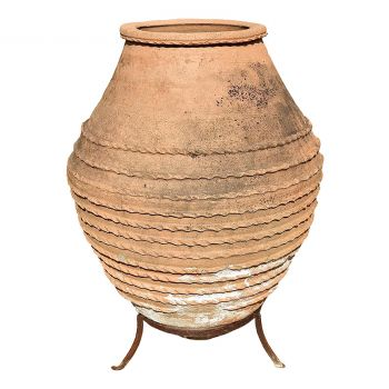 Terracotta Oil Jar