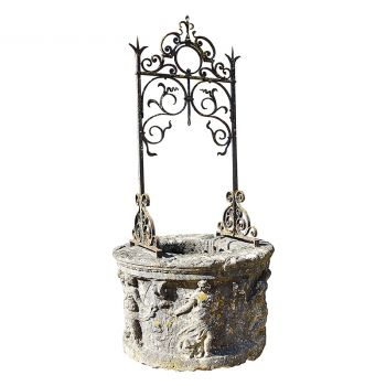 19th Century Well Head