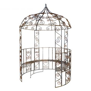 Circular Seated Arbour
