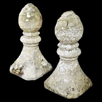 Antique Stone Finials