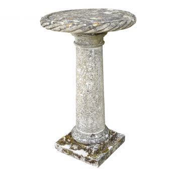 Antique Stone Bird Table